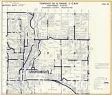 Township 28 N., Range 6 E., Snohomish, Blackmans Lake, Snohomish County 1960c